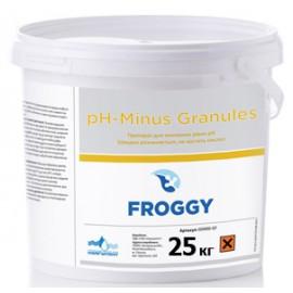 pH-Minus Granules 25 кг (гранулы)