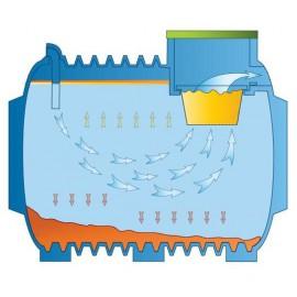 Септик предварительной очистки V=3 м3